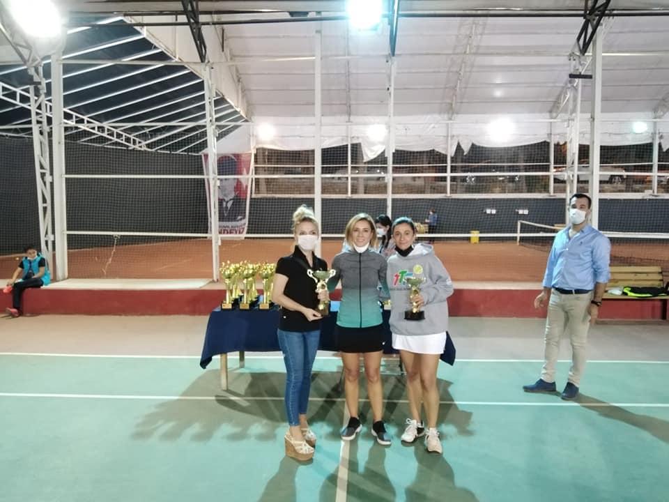 Hatay Tabip Odası olarak 14 Mart Tıp Bayramı çerçevesinde birincisini düzenlediğimiz Tenis Turnuvası