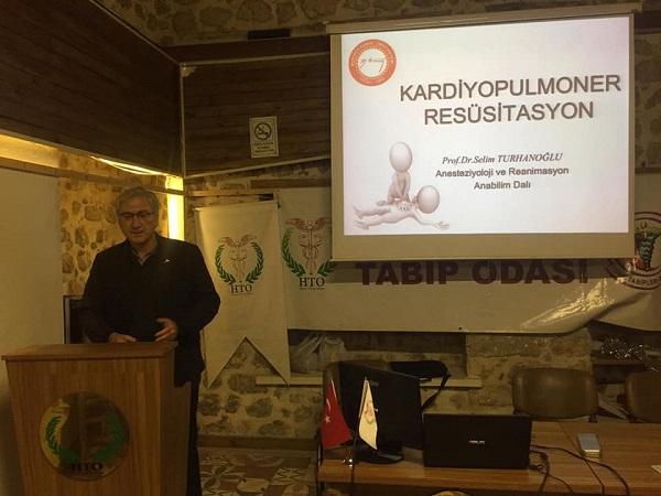 Panel: Kardiyo Pulmoner Resusistyon (Güncel)